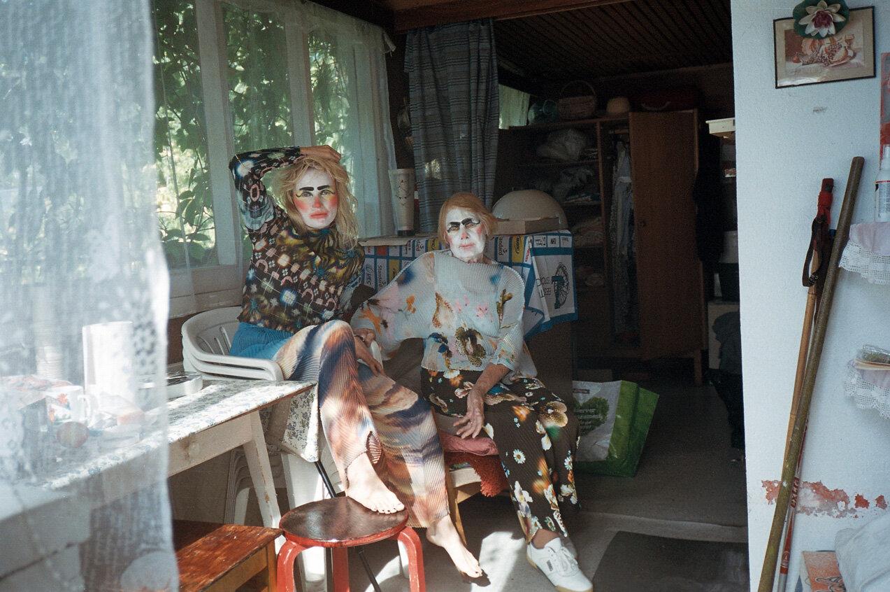 Photos_Edith Karlson_Artist_Kris Lemsalu_Models_Kris Lemsalu and Helju Karlon 03.jpg