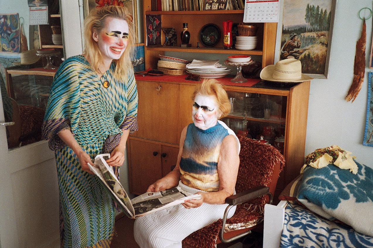 Photos_Edith Karlson_Artist_Kris Lemsalu_Models_Kris Lemsalu and Helju Karlon 07.jpg