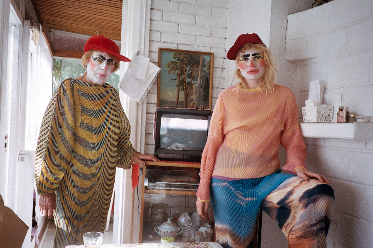 Photos_Edith Karlson_Artist_Kris Lemsalu_Models_Kris Lemsalu and Helju Karlon 10.jpg