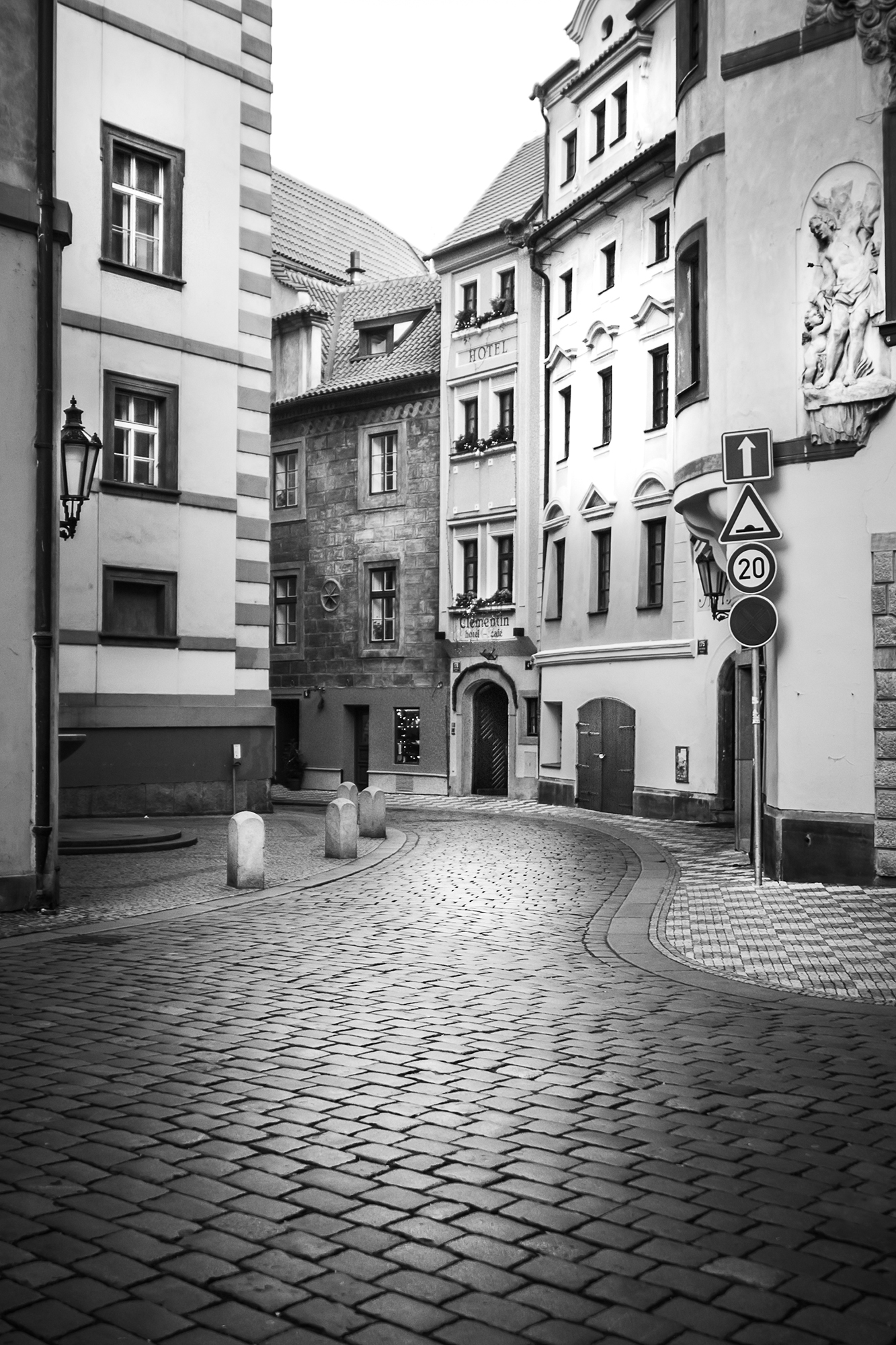 Old Town, Prague