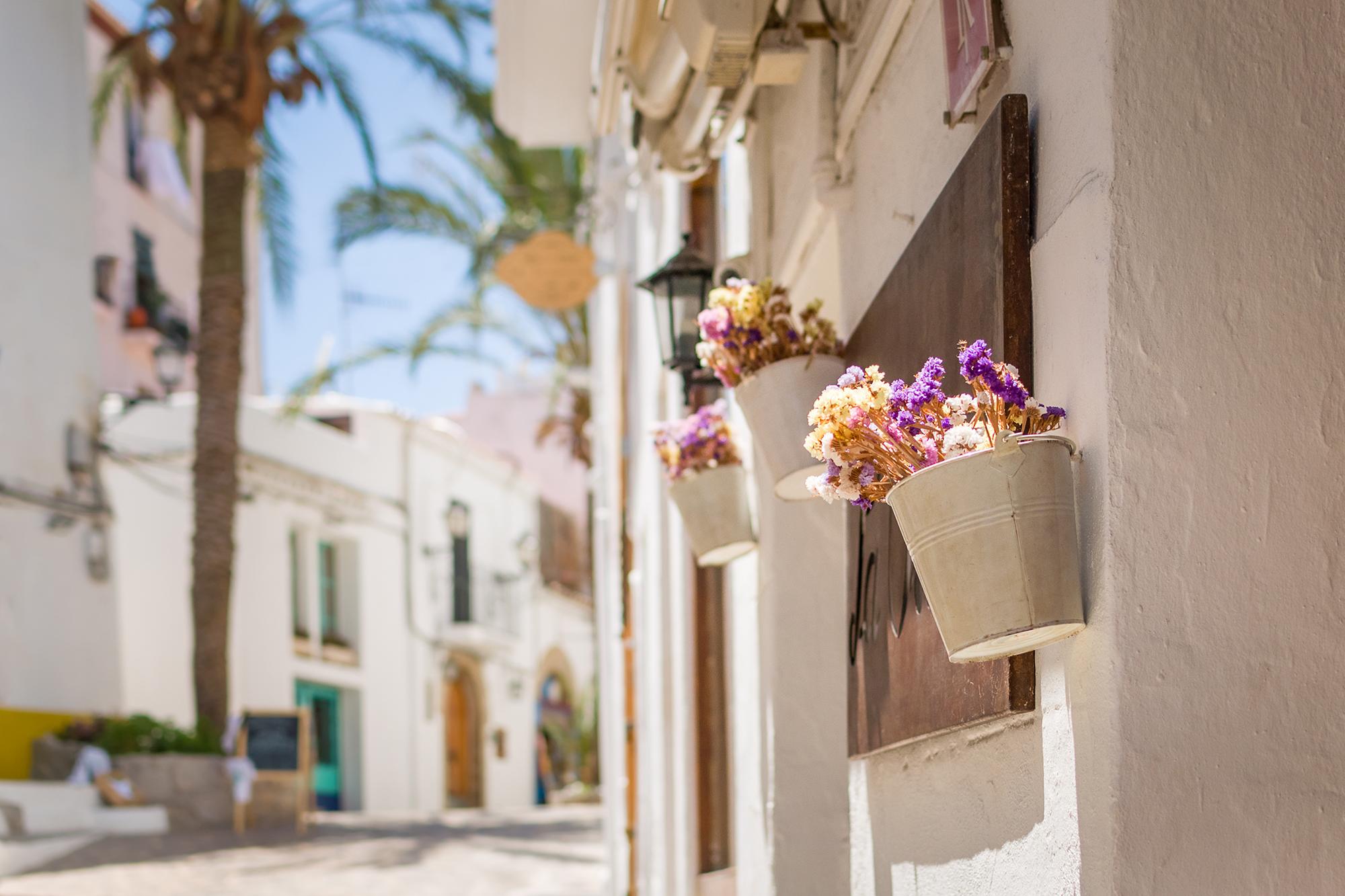 Ibiza Town II, Ibiza