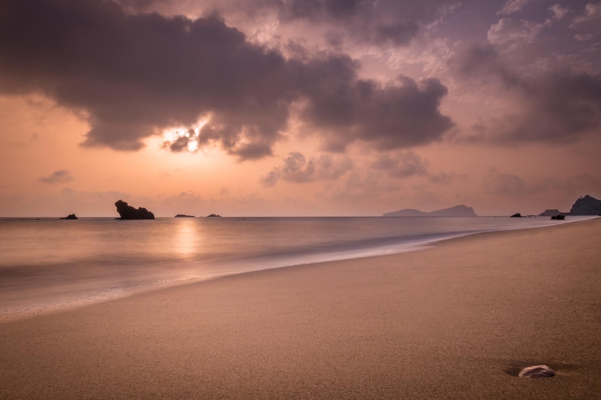 Sunrise at Es Figueral II, Ibiza