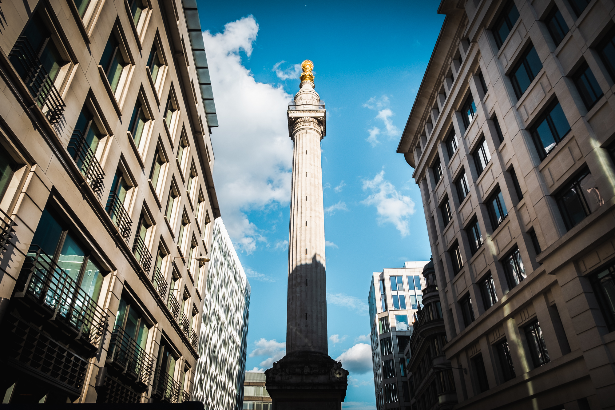 A photo of The Monument in London Chrome by Trevor Sherwin
