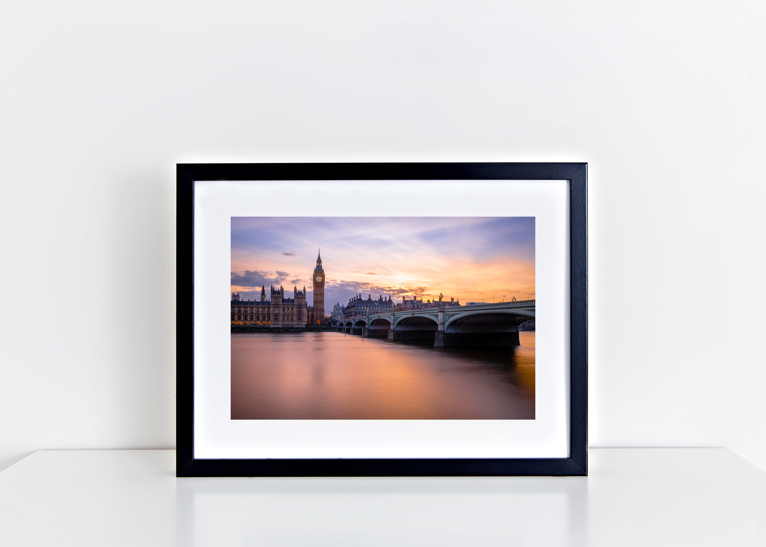 London - London's cityscapes featuring long exposures, sunrise and sunset images.