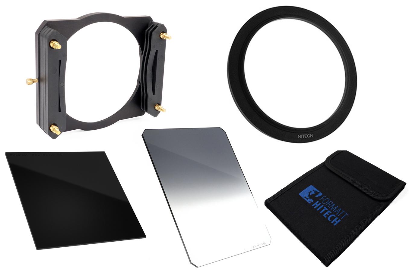 Formatt Hitech Filter Kit