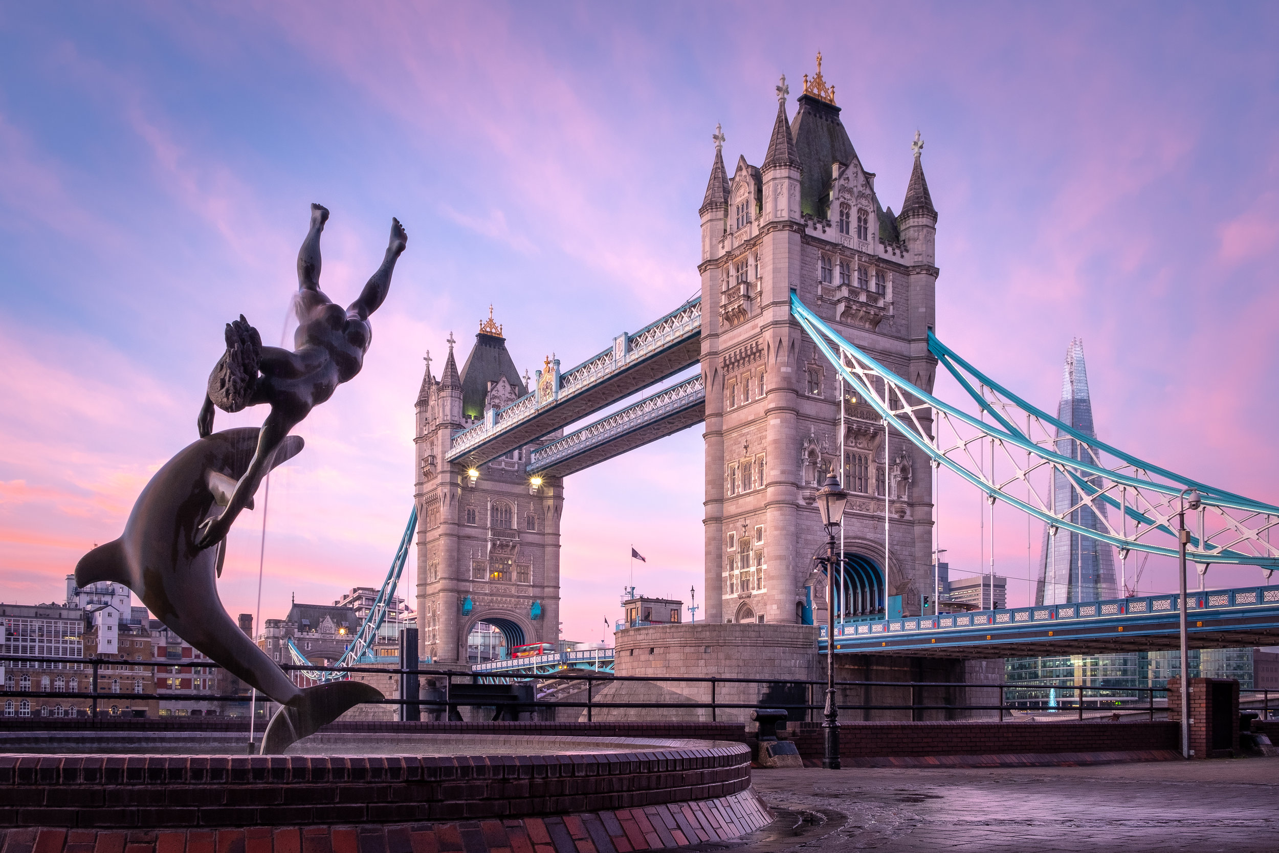 London Sunrise and Sunsets -