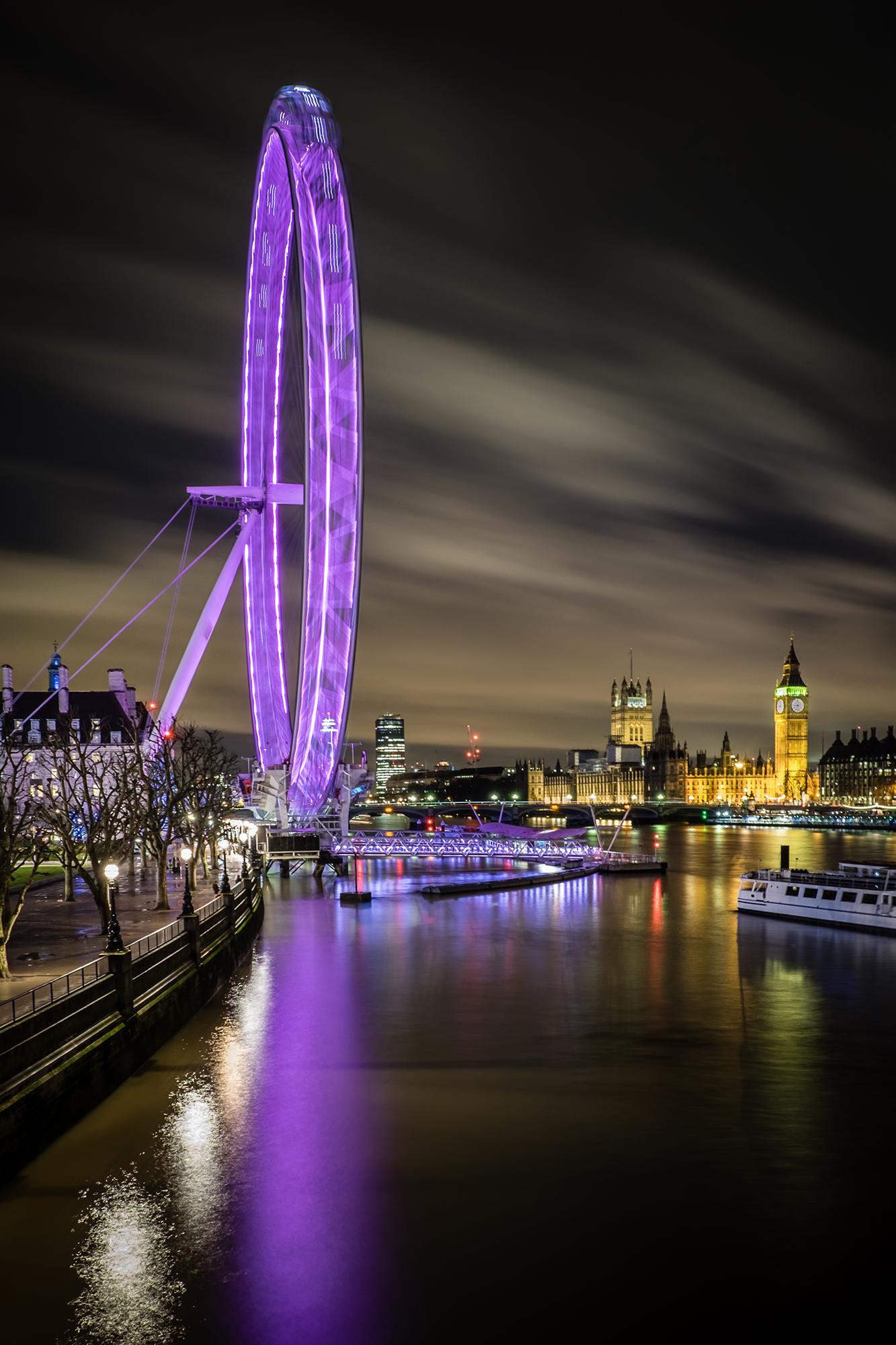 160329 - London - Night - London Eye 004.jpg