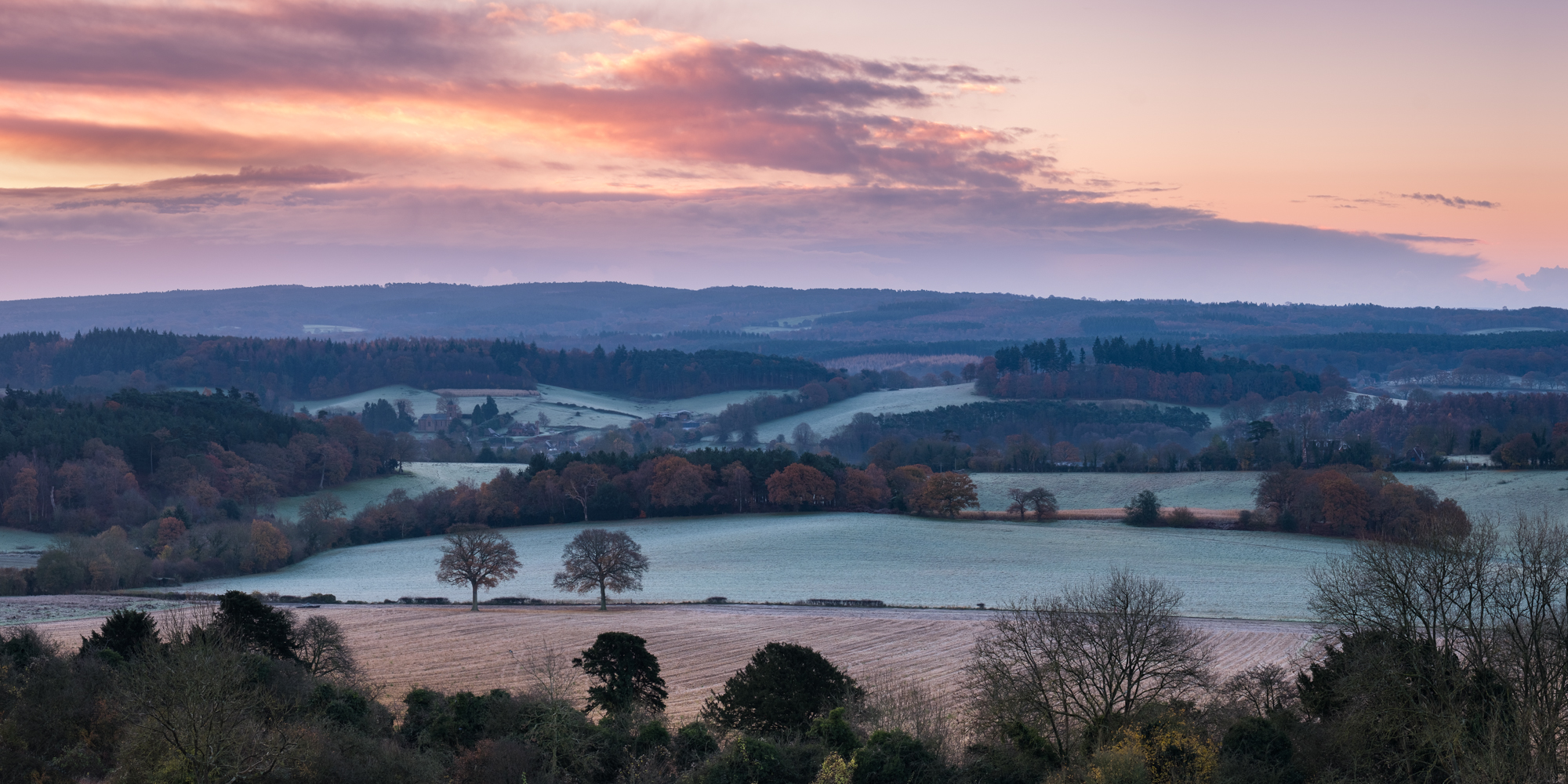 171125 - Surrey - Sunrise - Newlands Corner 005.jpg