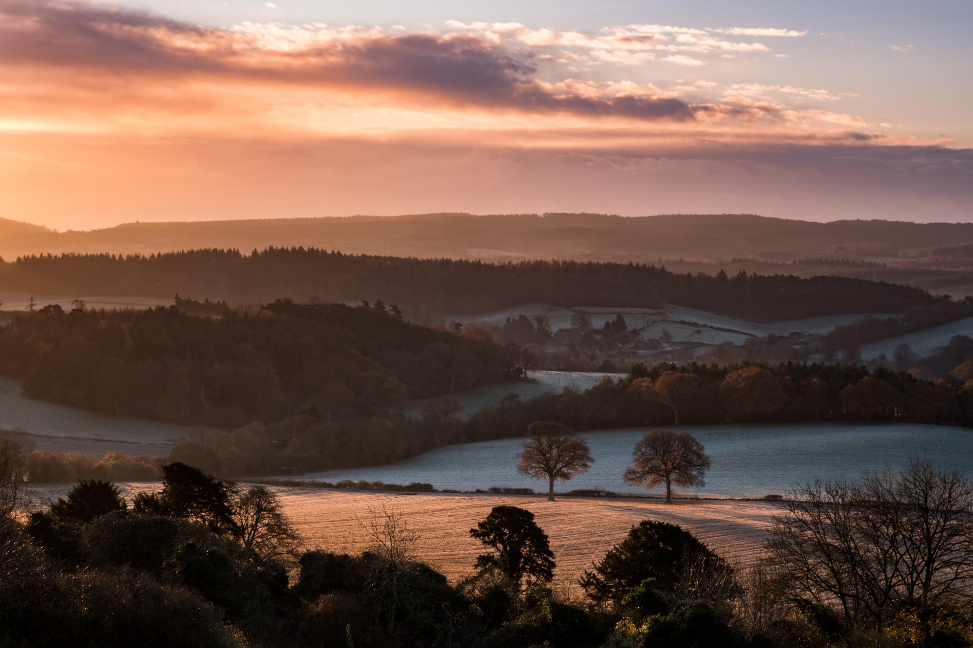 171125 - Surrey - Sunrise - Newlands Corner 006.jpg