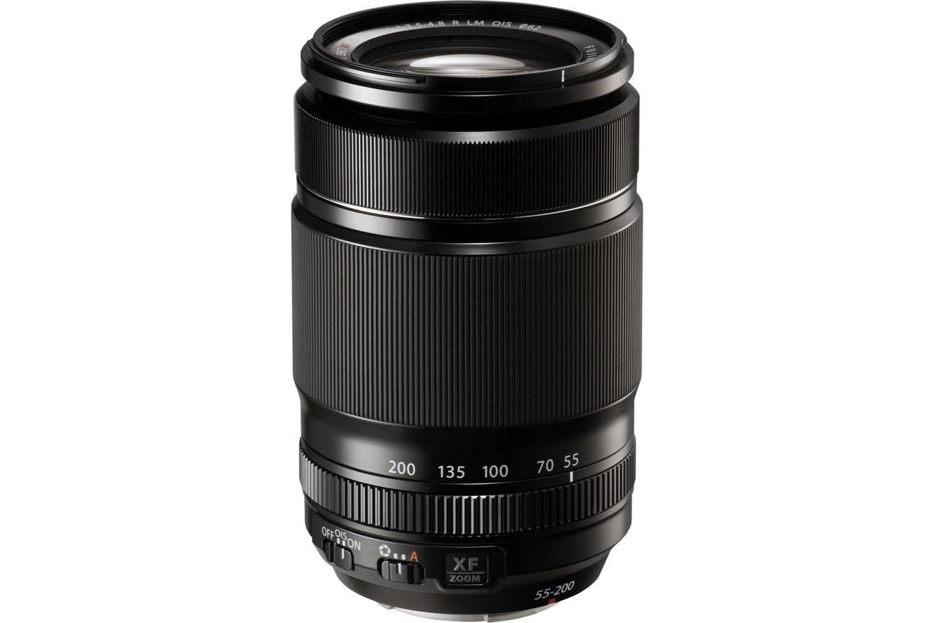 Fujifilm XF 55-200mm lens f/3.5-4.8 lens OIS