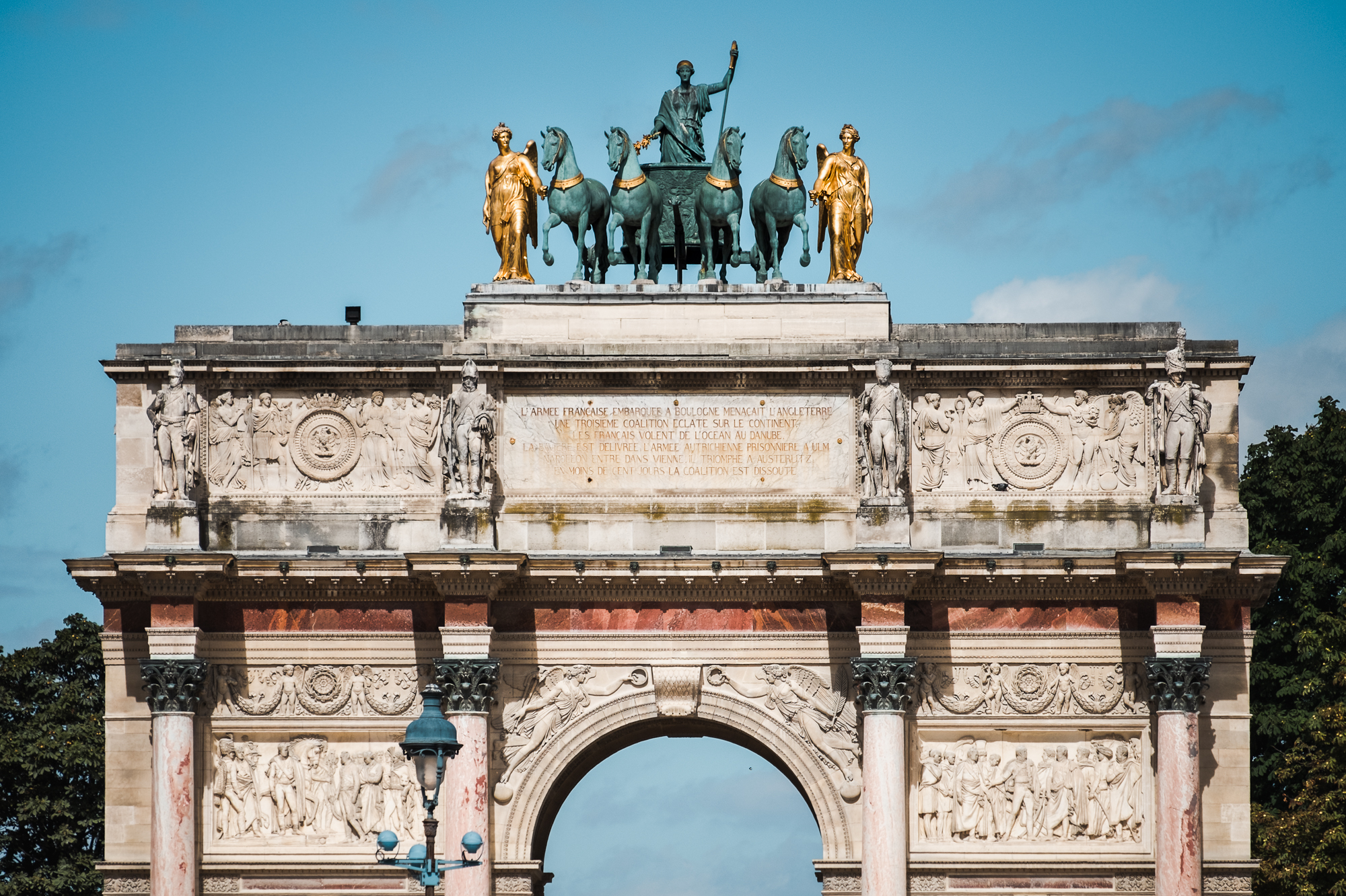 Carrousel Arc de Triomphe | Fujifilm XT2 | XF55-200mm | 164mm | 1/2,500 second | f/5 | ISO200