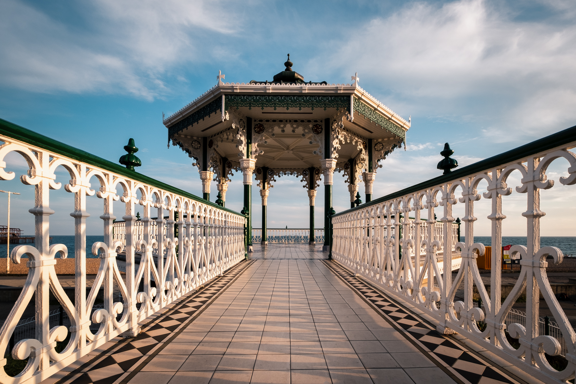 The Bandstand | Fujifilm X-T2 | XF10-24mm | 10mm | 1/110th second | f/11 | ISO200