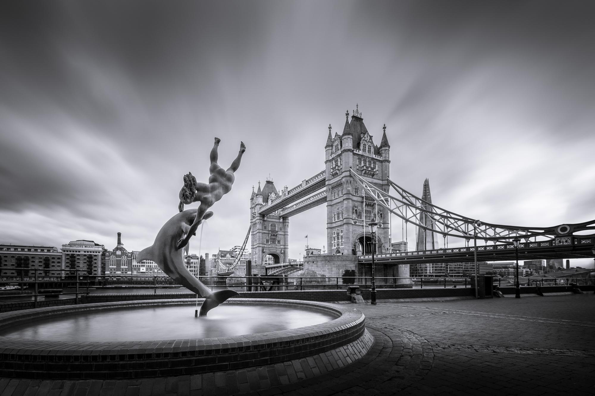 Tower Bridge and The Shard | Fujifilm XT-30 | XF10-24mm | 10mm | 8 Seconds | f/9 | ISO160