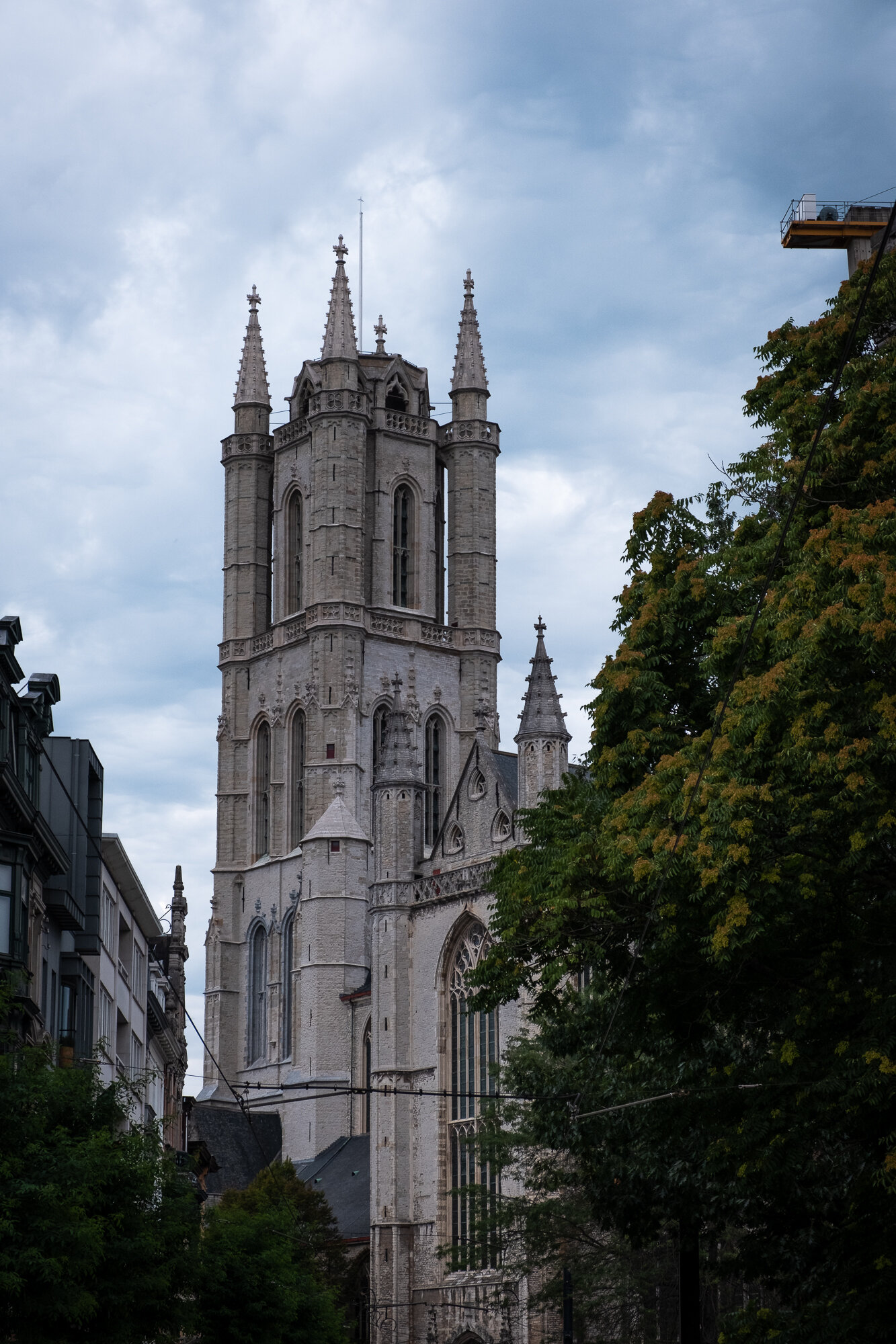 Saint Bavo Cathedral's tower
