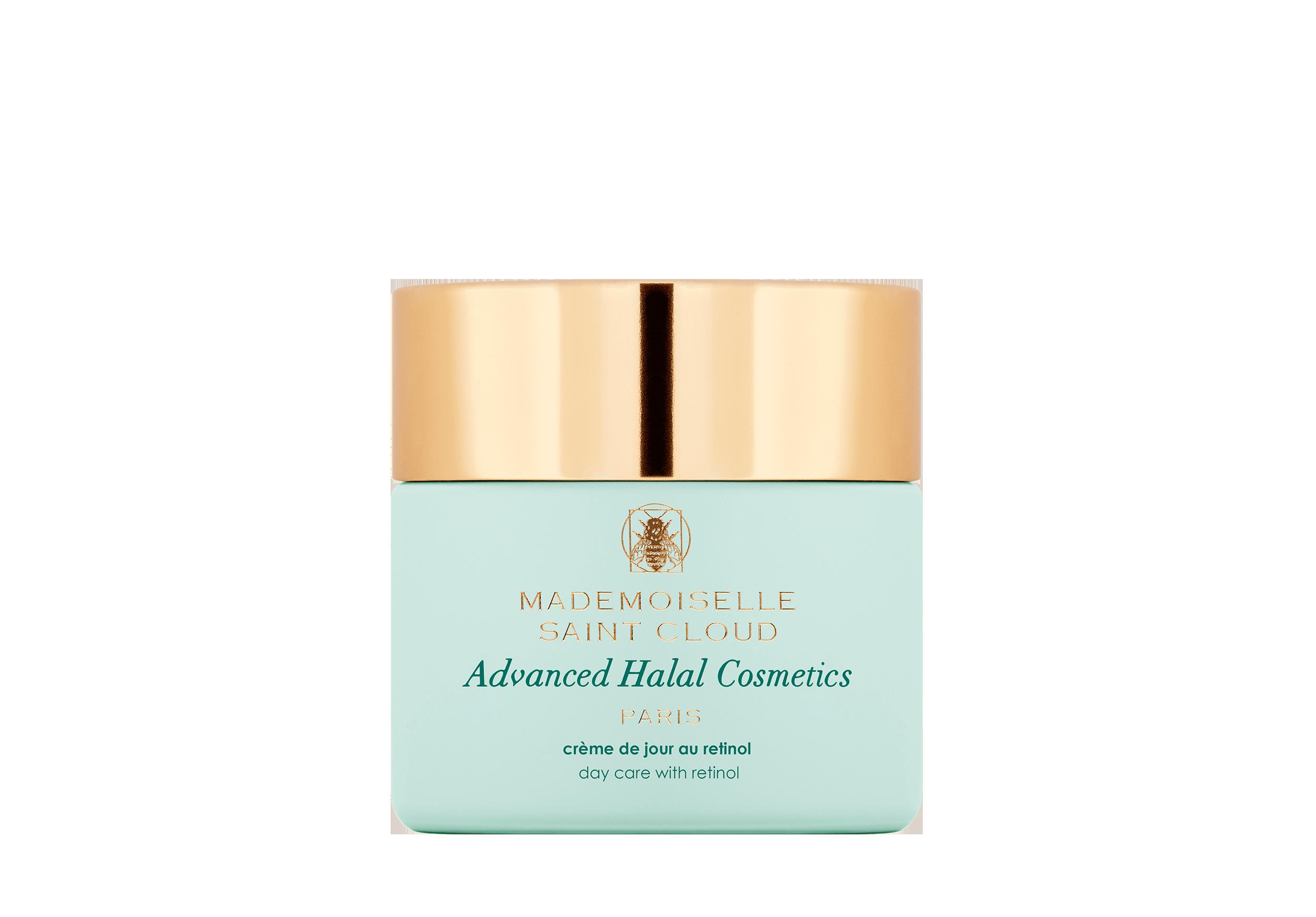 MademoiselleStCloud Crème de jour au rétinol