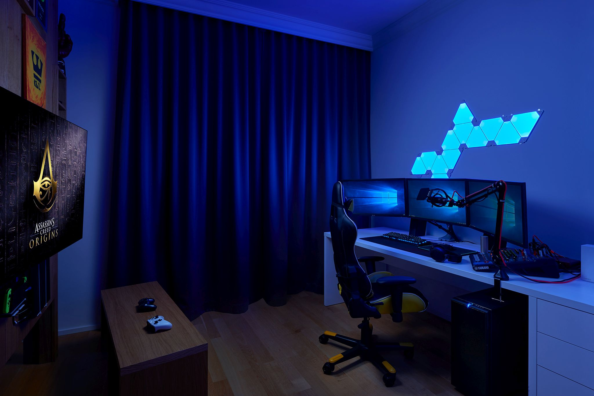 Youtuber's home