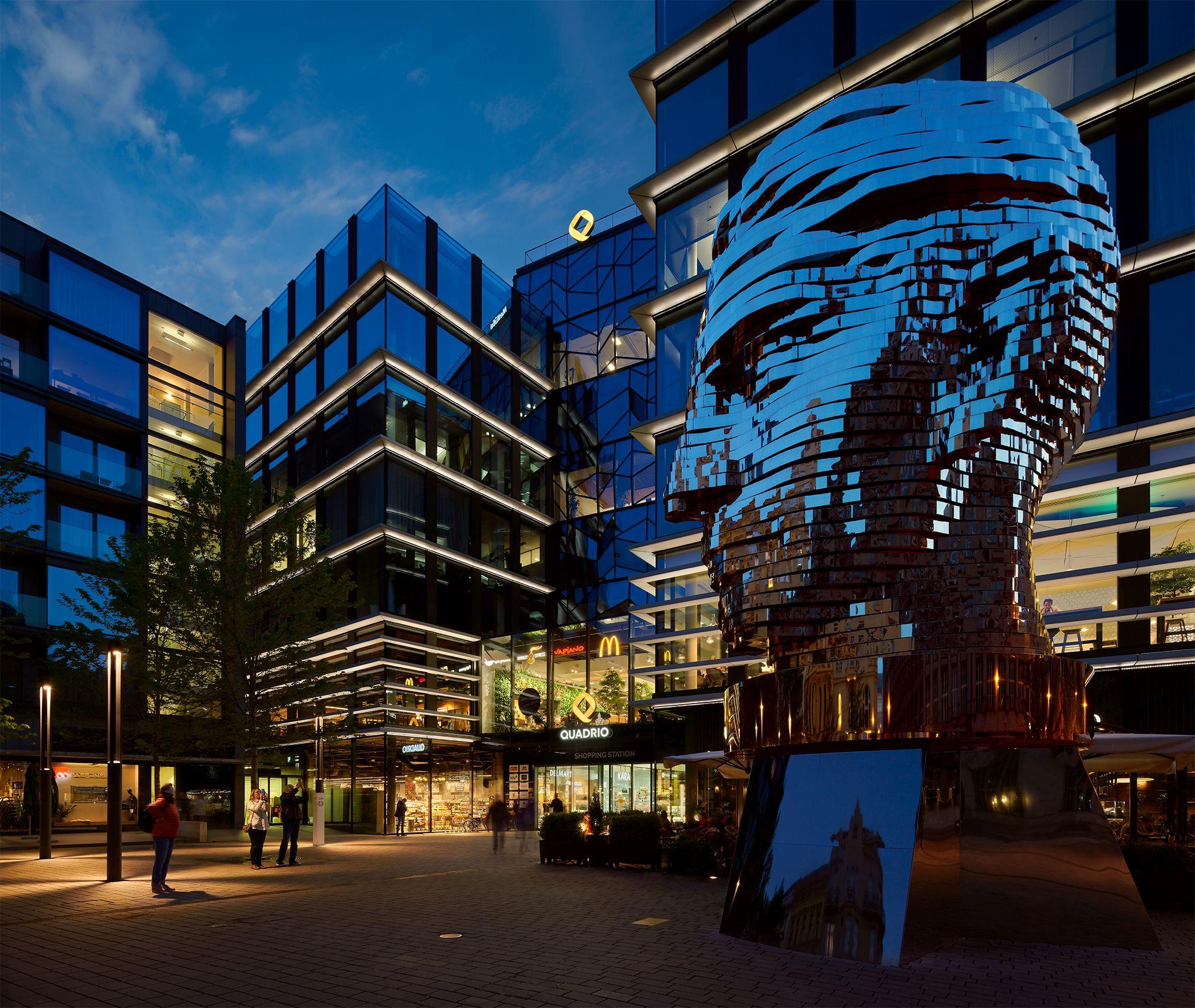 Quadrio business centre