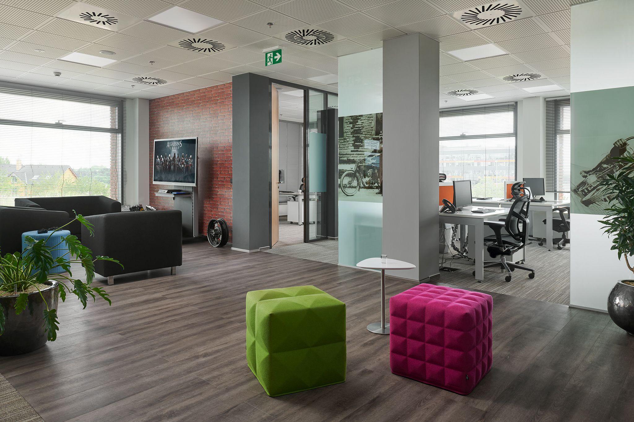 Harley Davidson office in Prague
