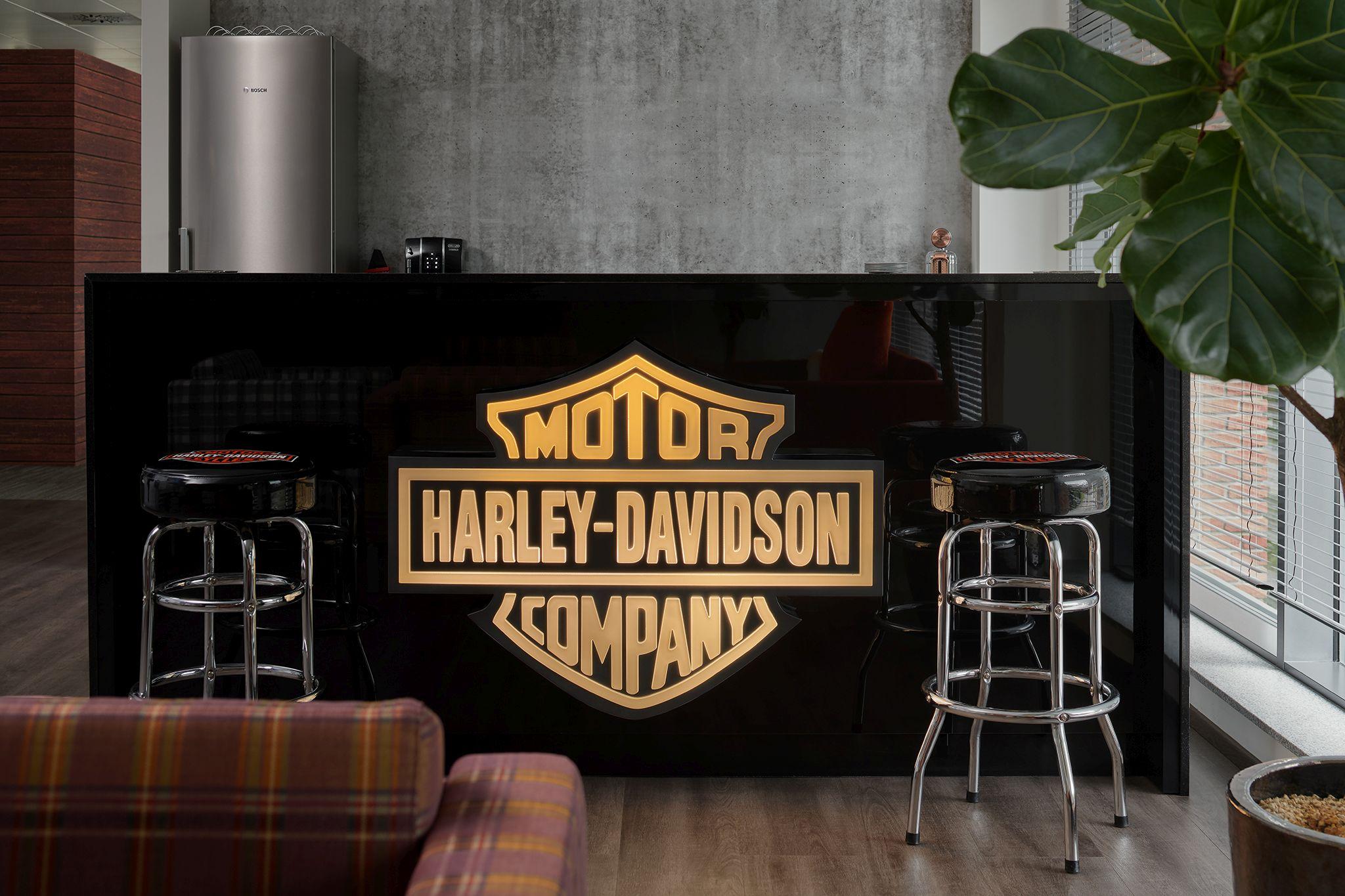 Harley Davidson office