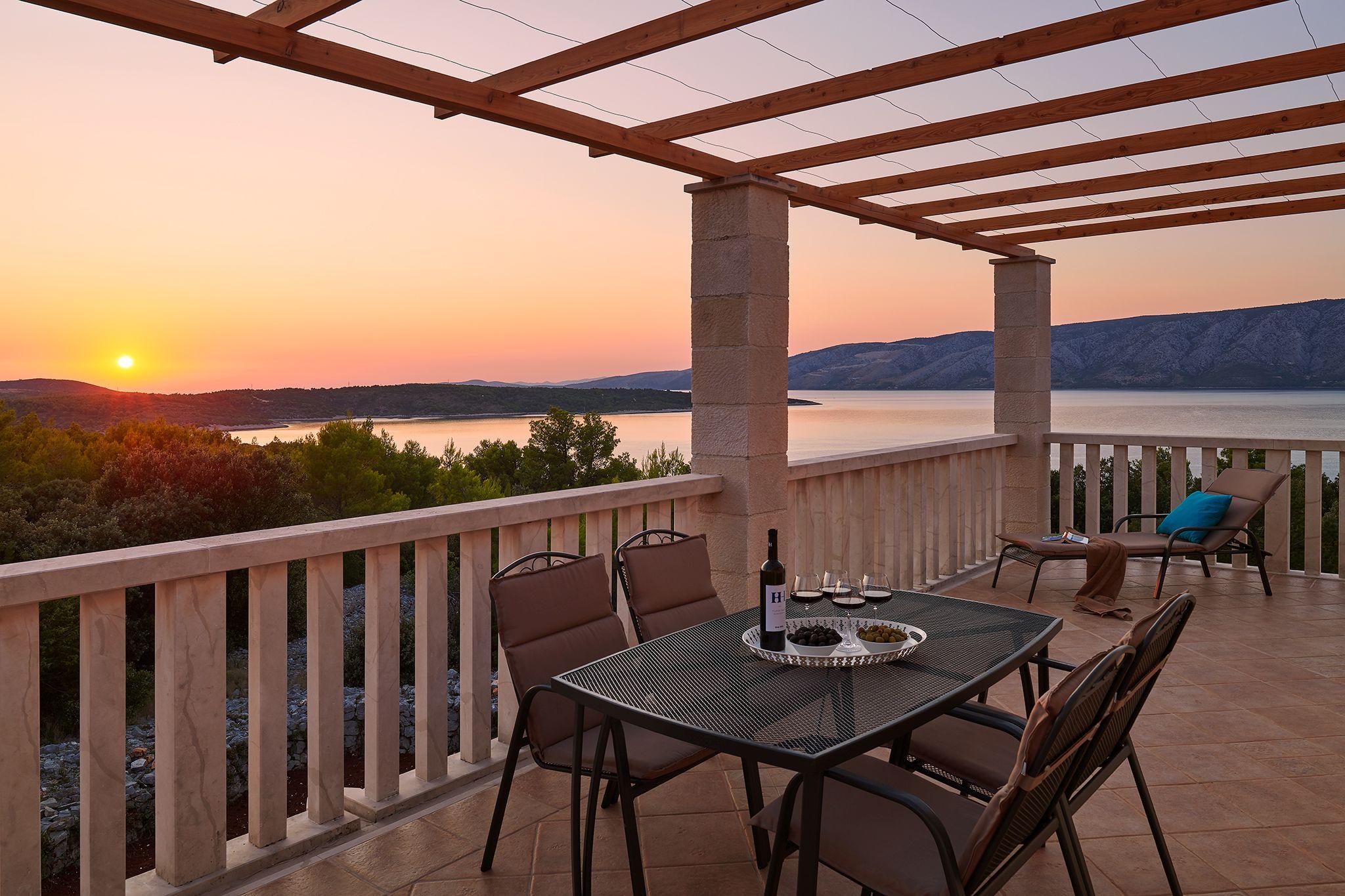 Luxury villas resort Hvar Croatia