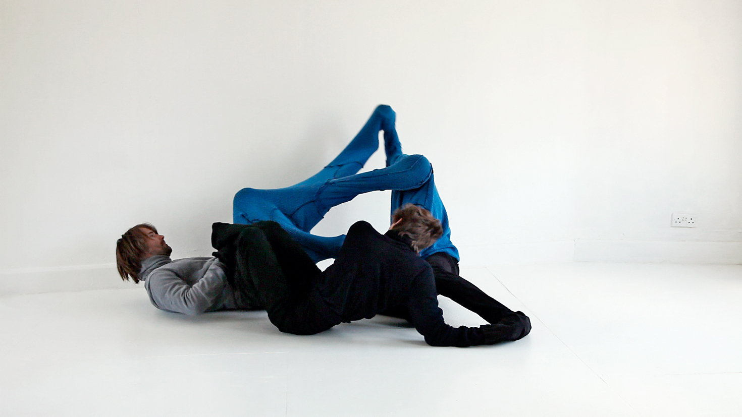 Investigation into Collaboration 2, picture 1 of performance , ICA, 2010