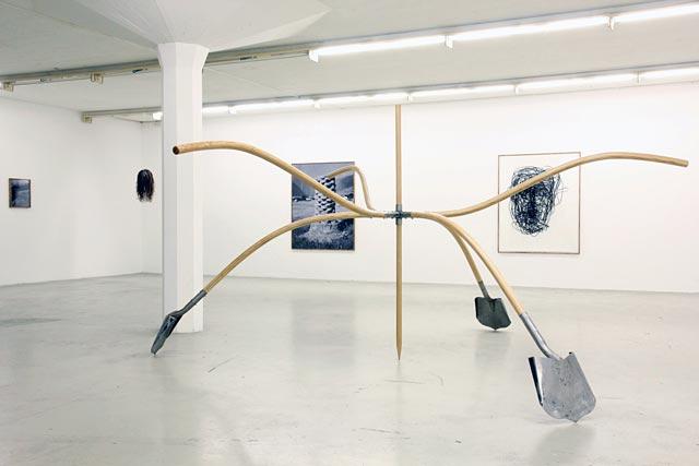 Tool I, Minor Hell exhibition at Dienstgebäude, Zürich