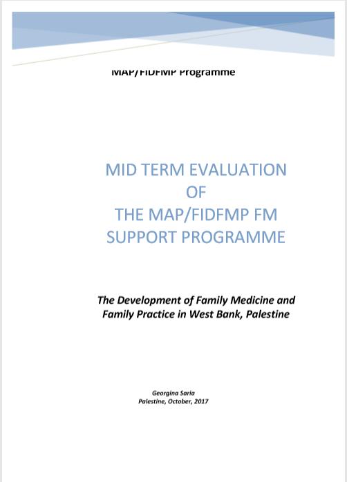 MAP Evaluation FM Support Programme
