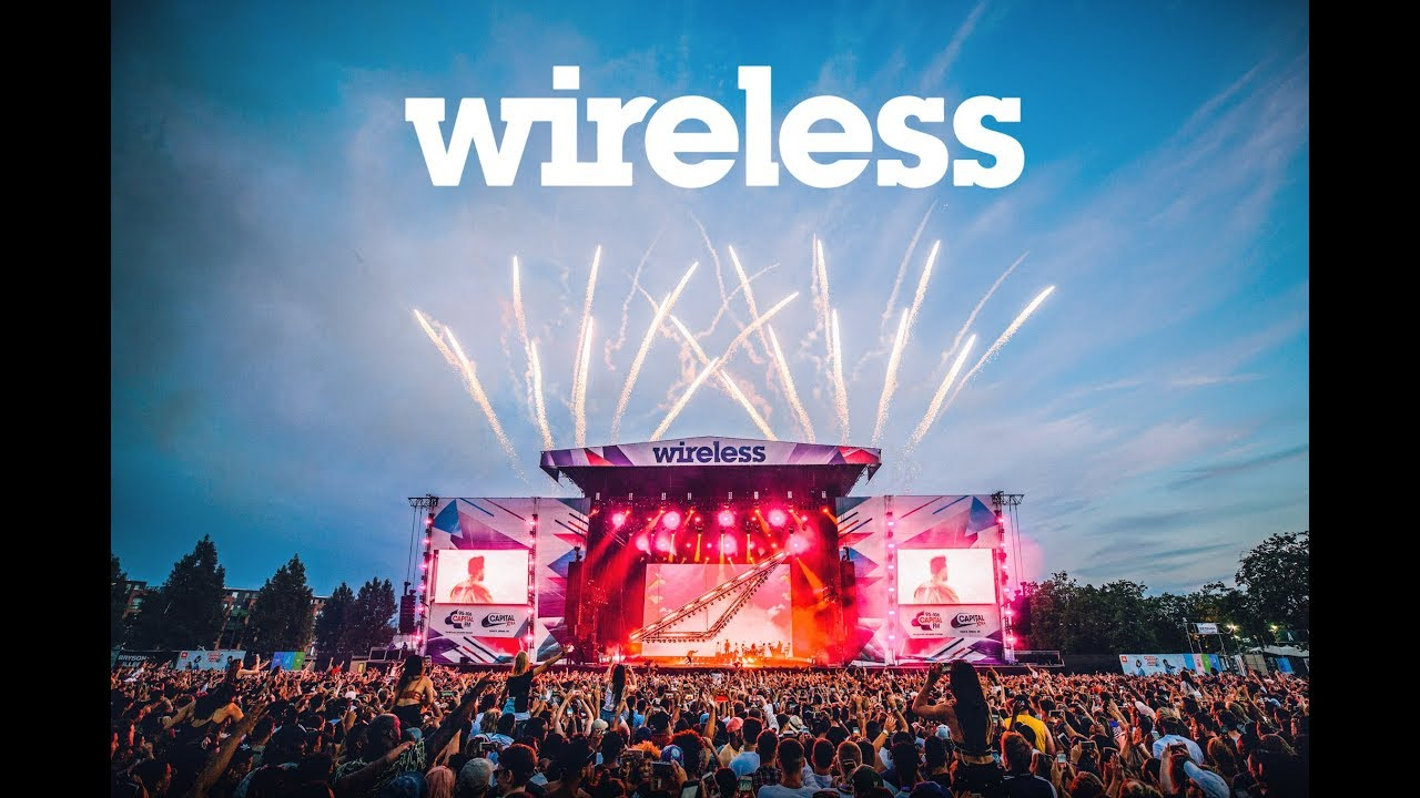 WIRELESS FESTIVAL PODCAST