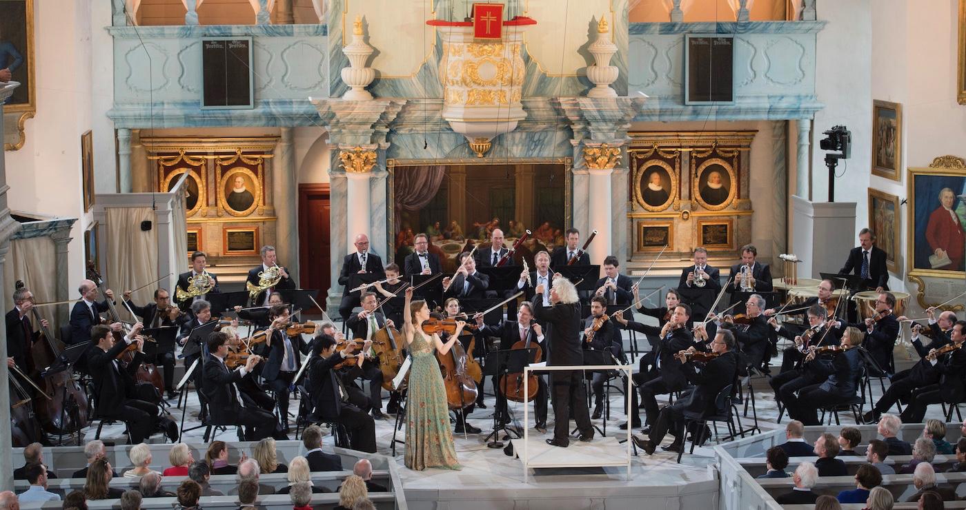European Concert of the Berliner Philharmoniker