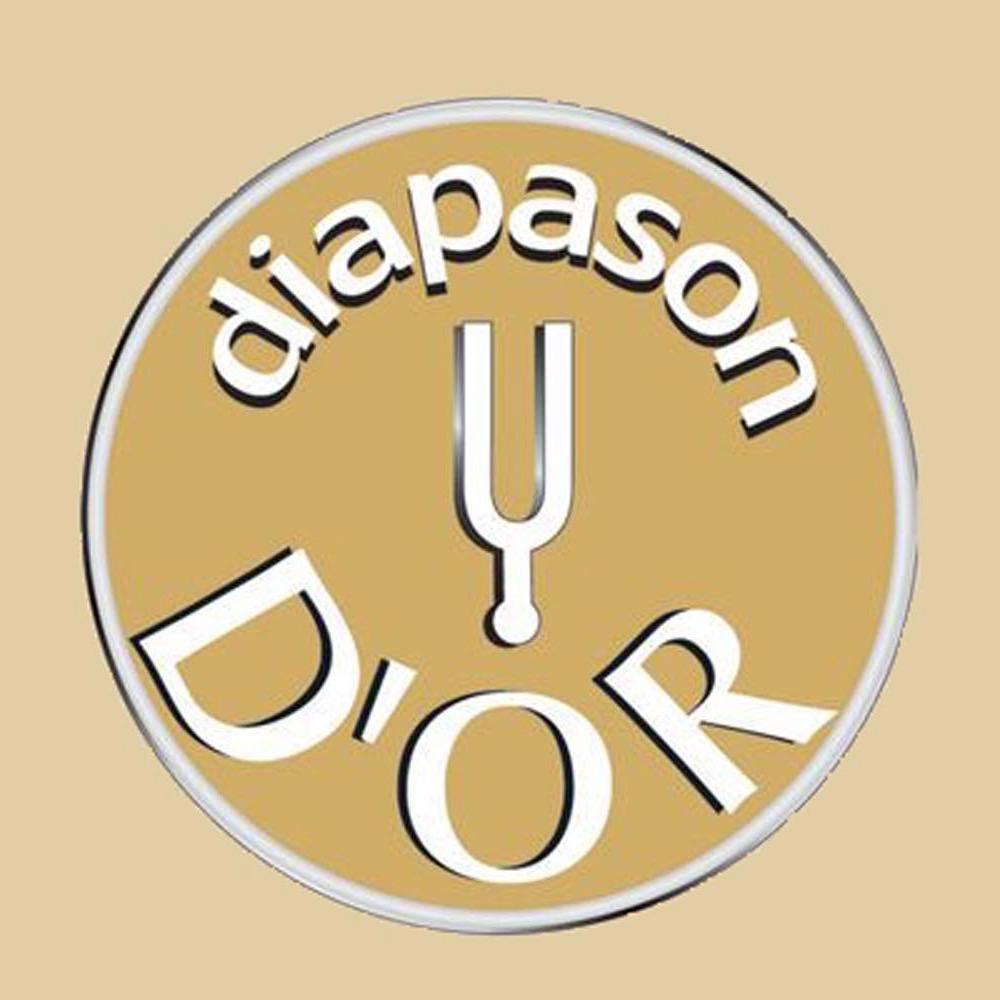 Diapason d'or de l'année 2018  in the  Concerto  category
