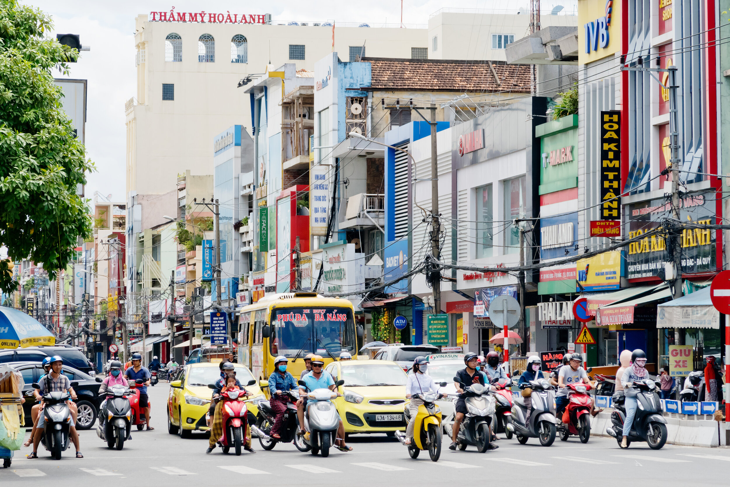 Da Nang street view - image from Shutterstock
