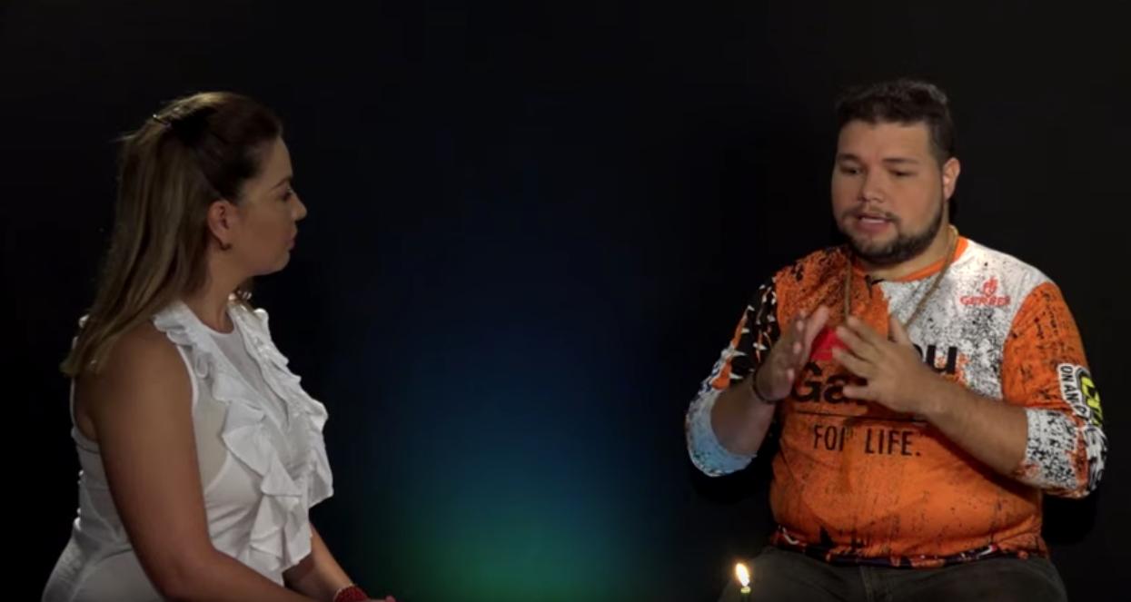 Meredith Montero y Yamiel Ángeles