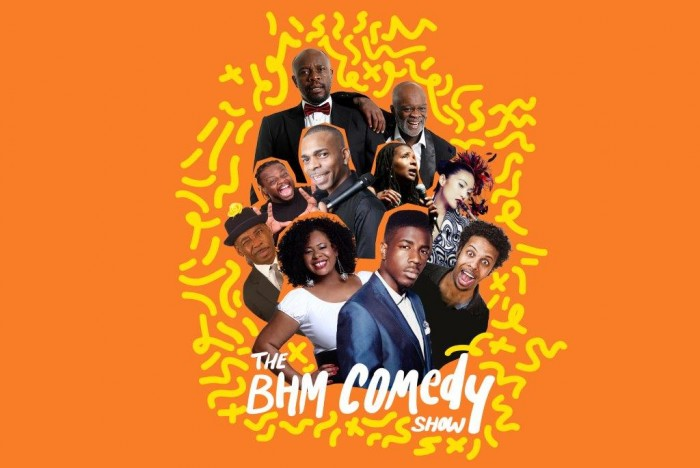 BHM Comedy Show 19/10 -  6pm-Midnight    Hosted by Britain's top comedy duo Eddie Nestor & Robbie Gee with an all-star line-up of the UK's top comedians and performers, laughter is guaranteed.   Book your tickets now