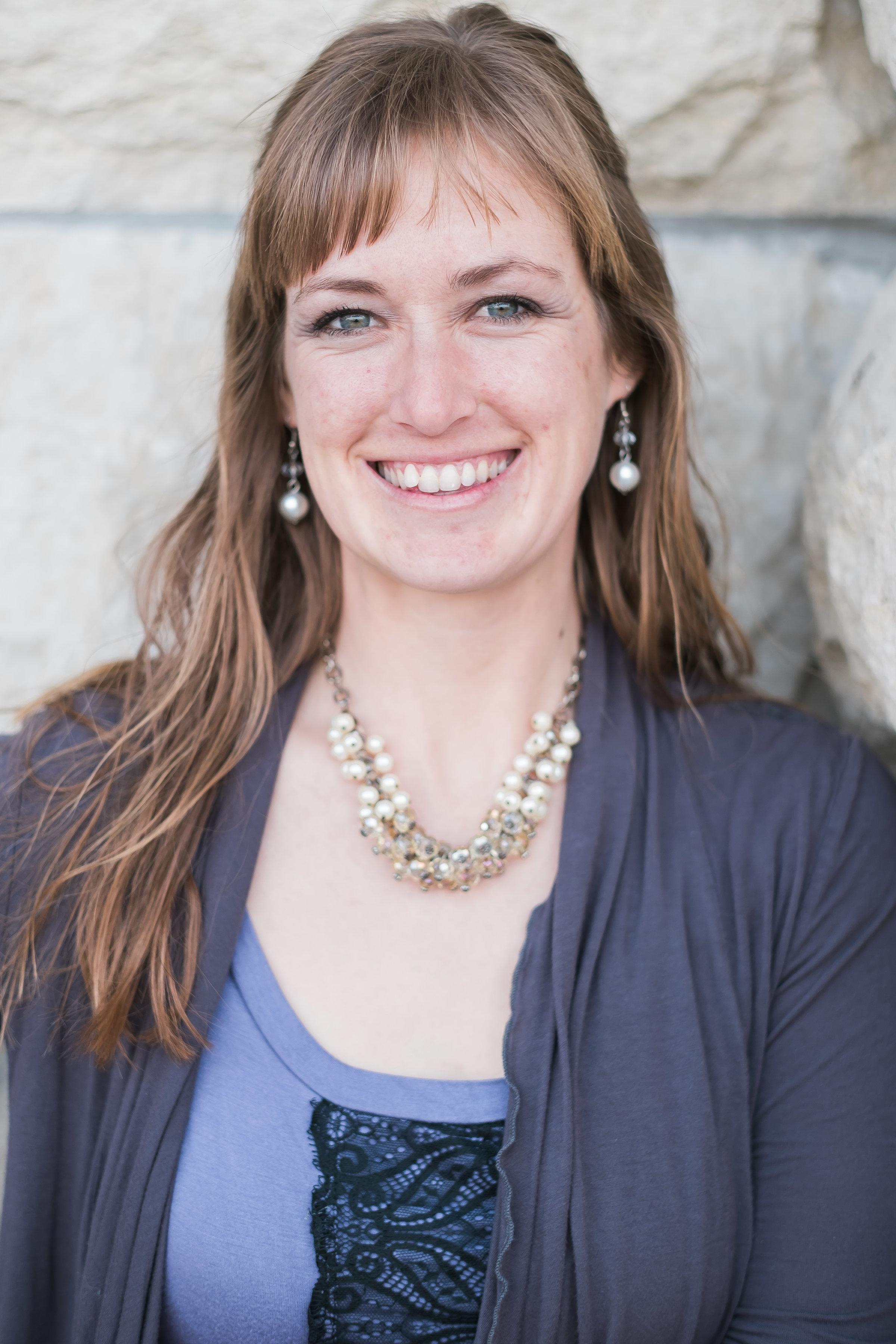Kelsey Pagel CommonGround Kansas Volunteer