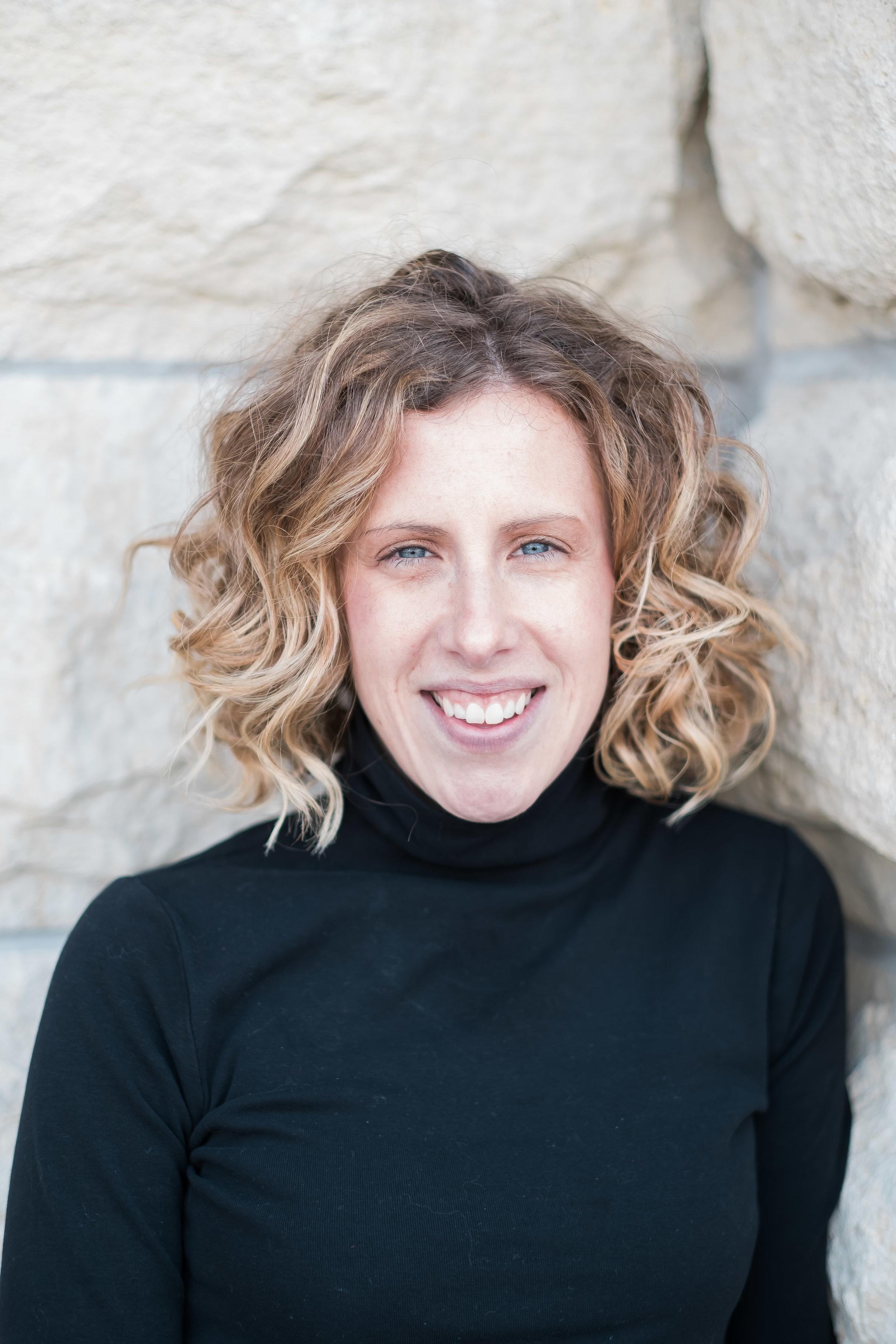 Katie Sawyer CommonGround Kansas Volunteer