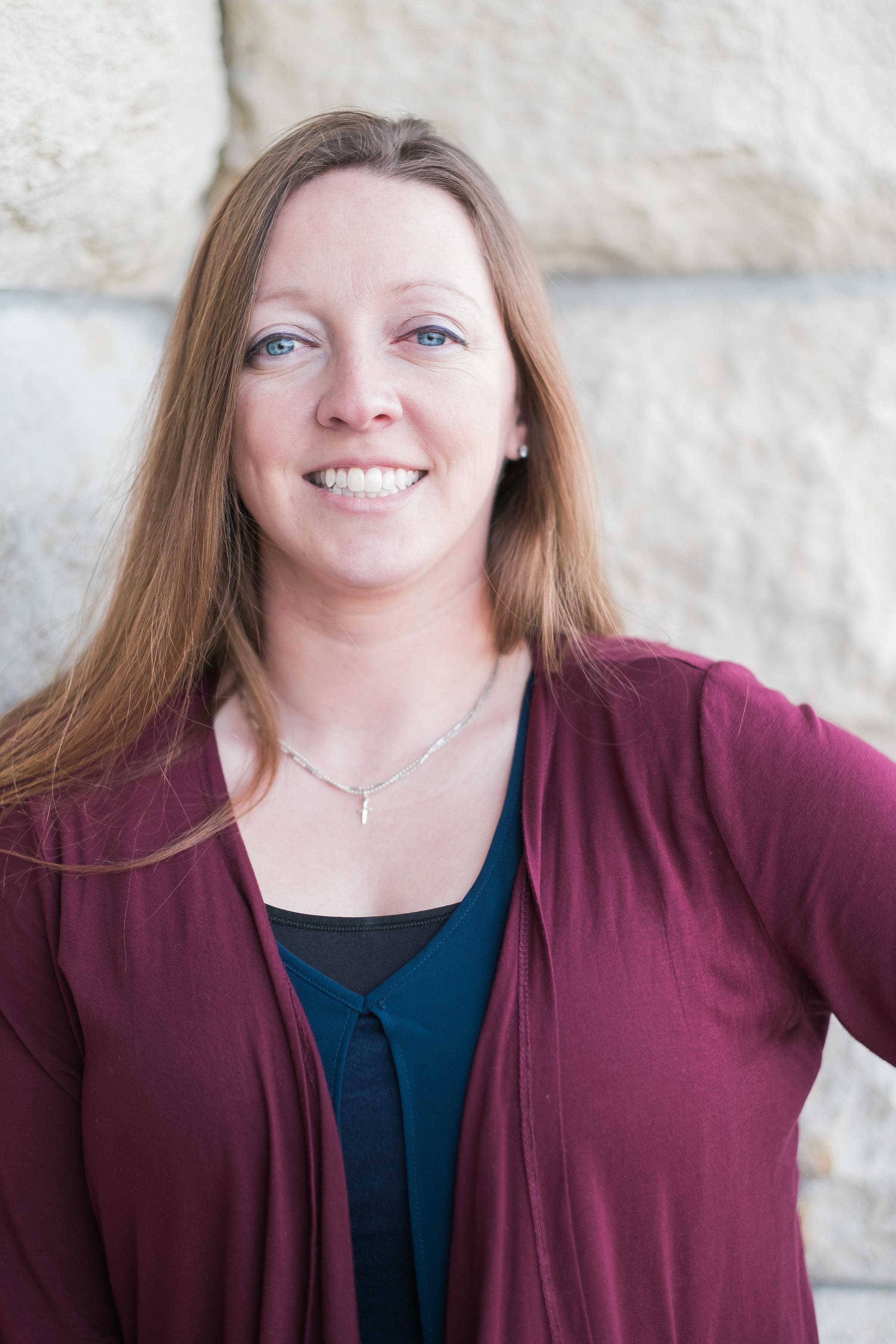 Lesley Schmidt CommonGround Kansas Volunteer