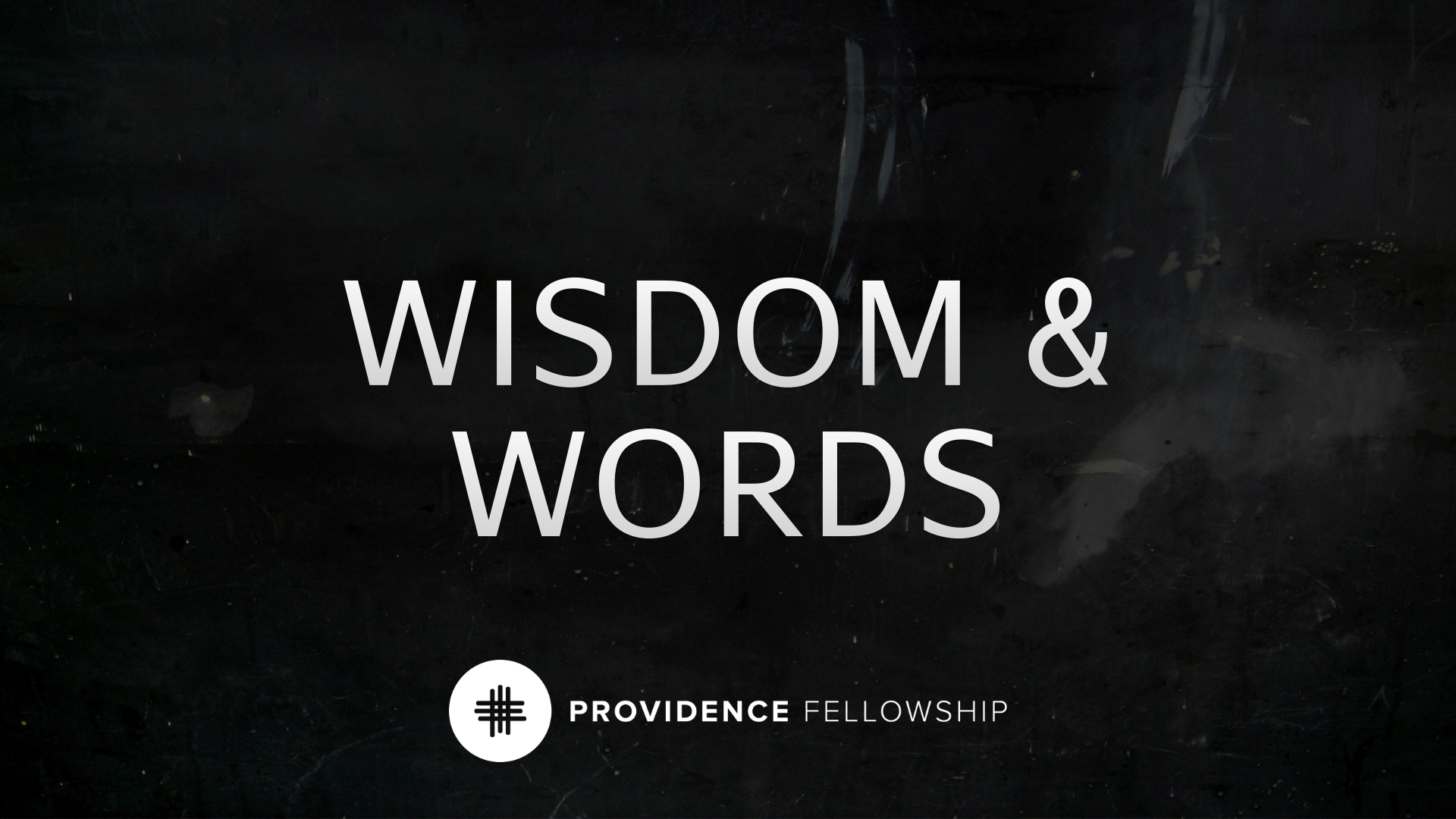 Wisdom & Words - Proverbs 12:18Chad Cronin