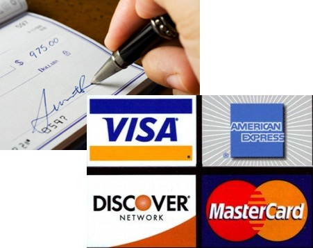 - Q: What forms of payment can be used?A: Lots! Payments and donations can be made through Bethel's online capability using checking and savings accounts, as well as various credit and debit cards. Cards supported are: MasterCard, Visa, Discover, and American Express.Bethel does not receive or store your account information. All payment and donation information (e.g., payee, amount, purpose) is provided by Vanco to Bethel to document the payment or donation. Also, donations will be reflected in the member's periodic donations reports from the congregation.