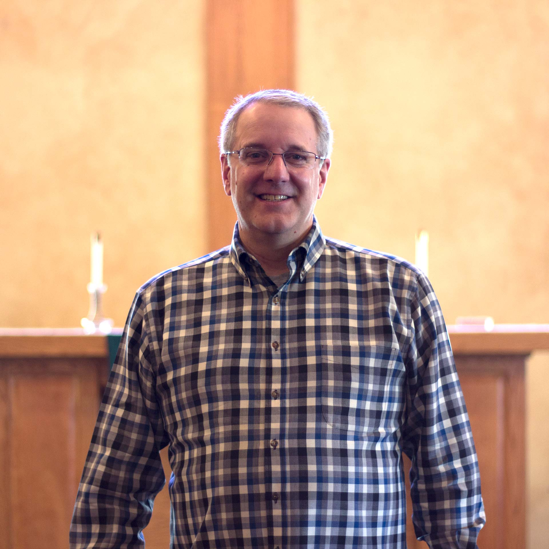 Pastor Dan Lahman  Associate Pastor