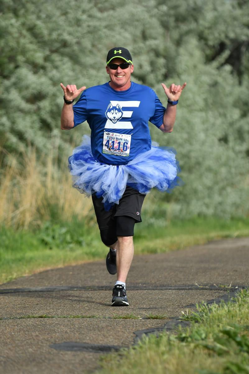 Jonathan wright - tutu run