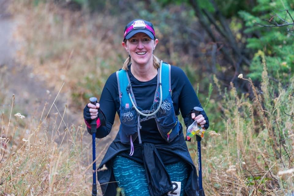 Rhonda Coltrin - Foothills Frenzy 50K