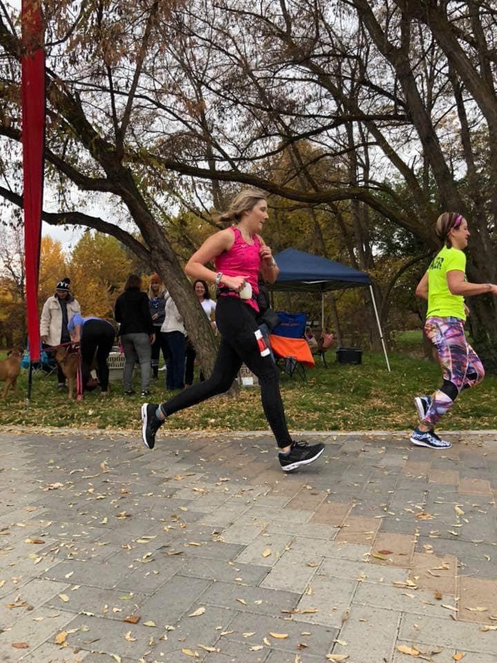 Lisa Donnellon - Onward Shay Marathon
