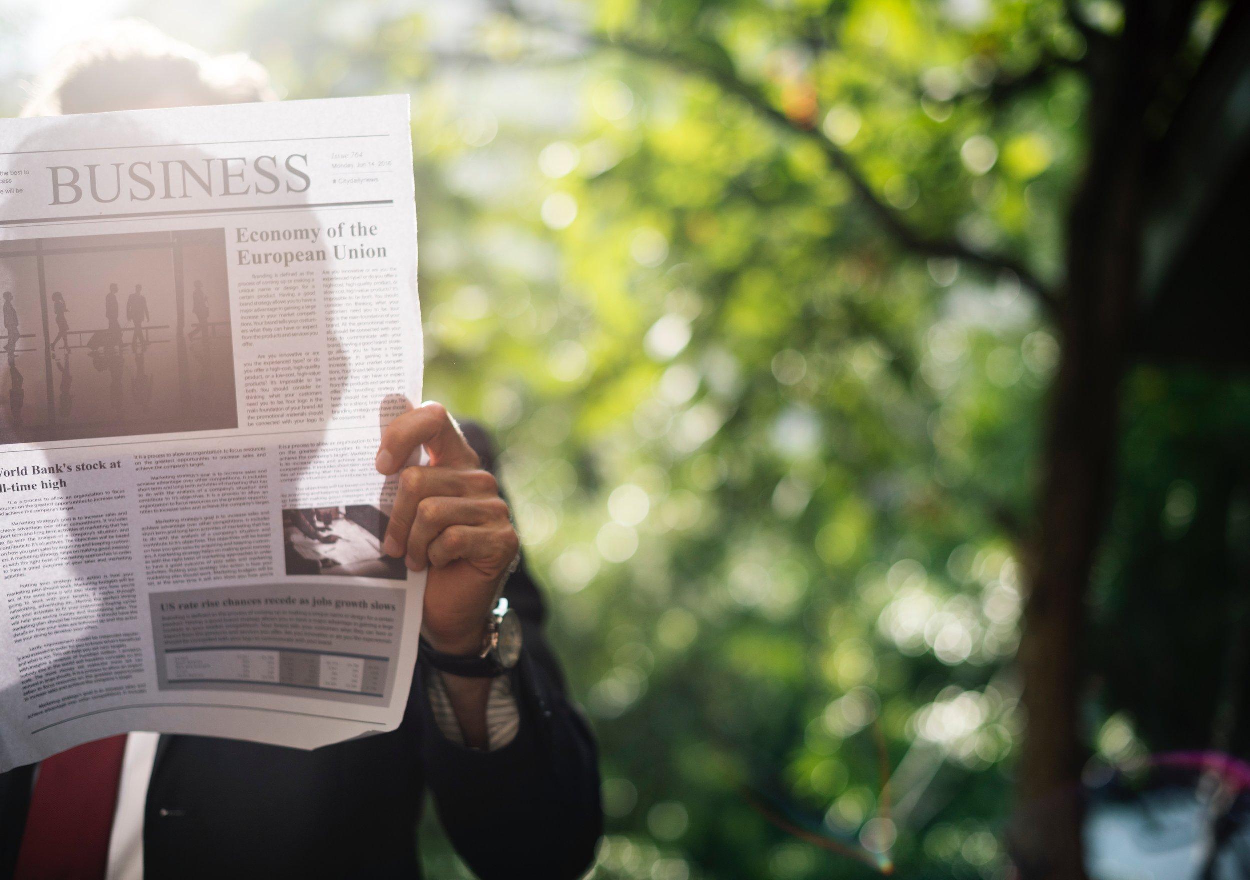 Artikler - Er du interesseret i de nyeste trends indenfor eksekvering? Se de artikler, vores konsulenter skriver og deler her på siden.