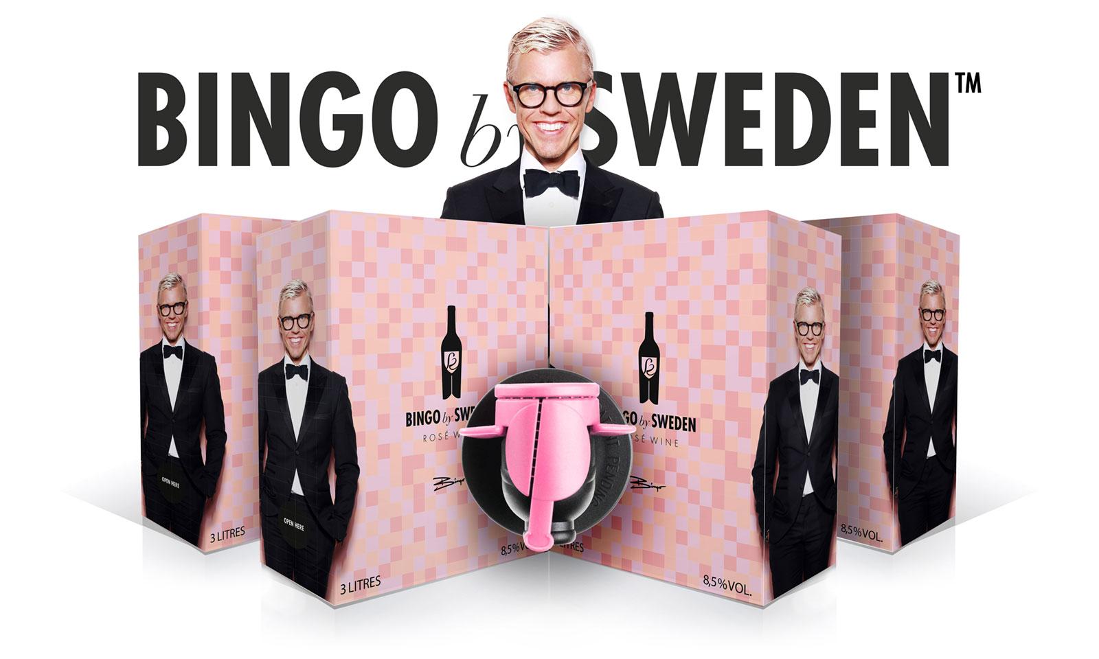 Sexy by Sweden - Bingo Rimér