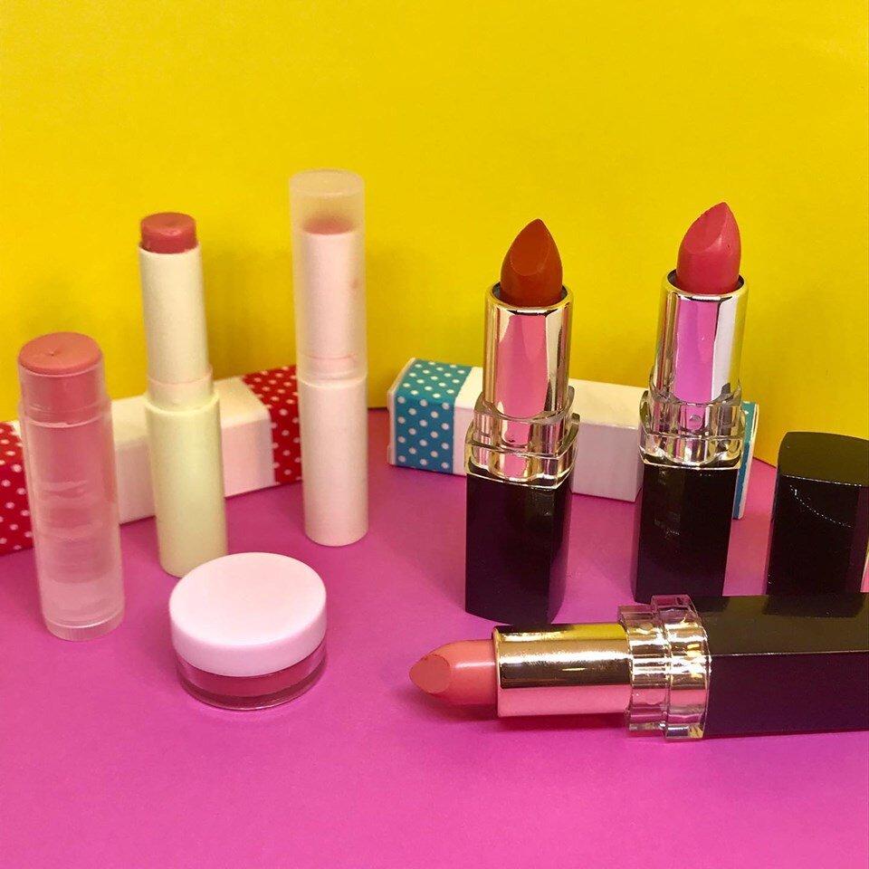 lipstick lip balm workshop cardiff picture pink.jpg