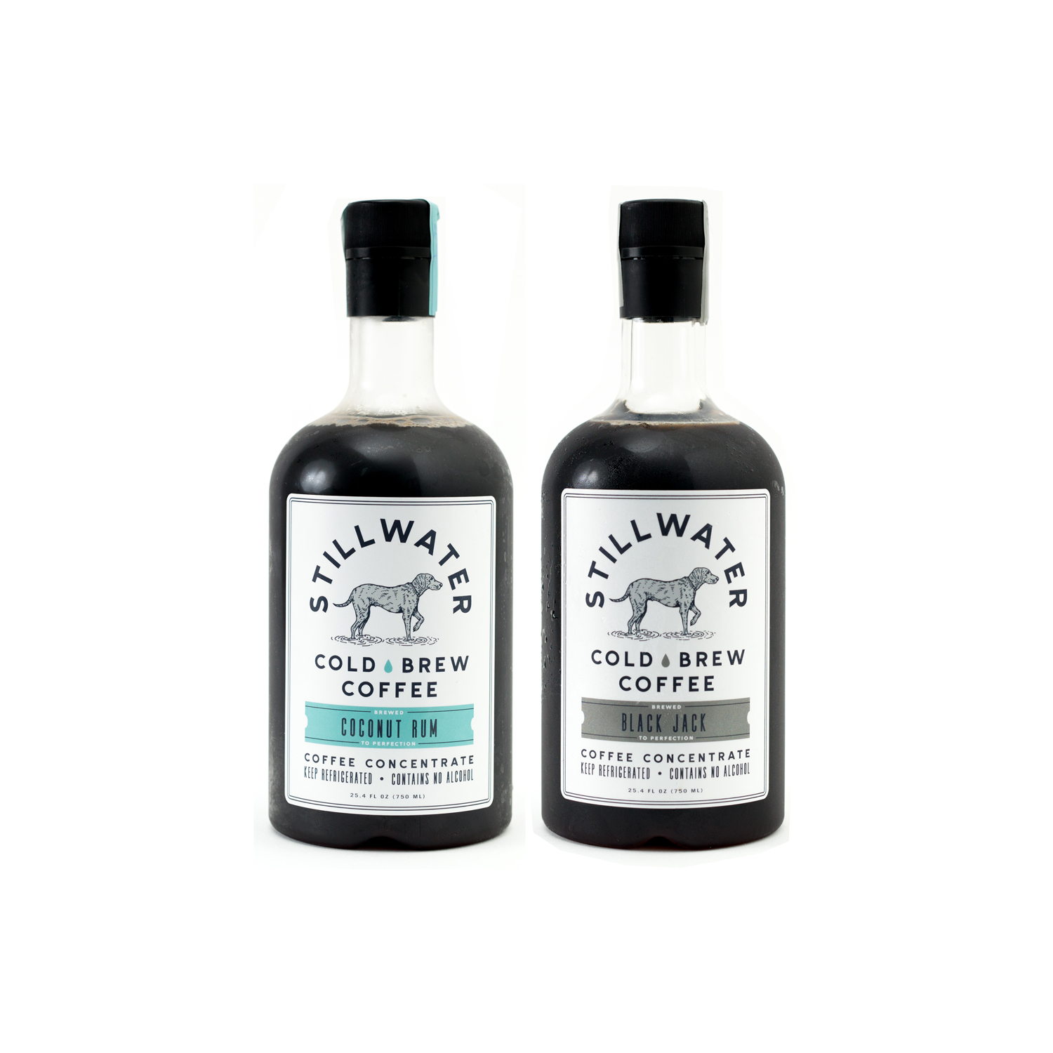 2-Pack Cold Brew Coffee Concentrate