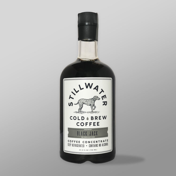 Black Jack Cold Brew Coffee