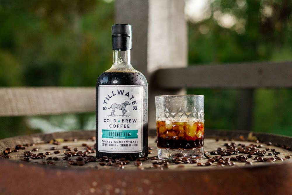 Stillwater Cold Brew Coffee Drink