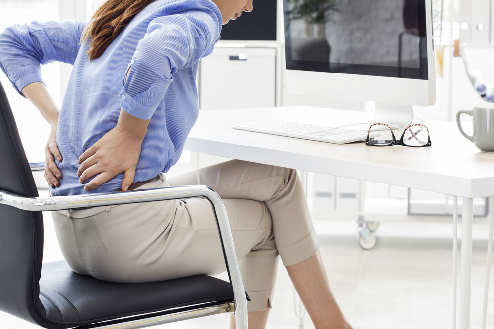 back pain women