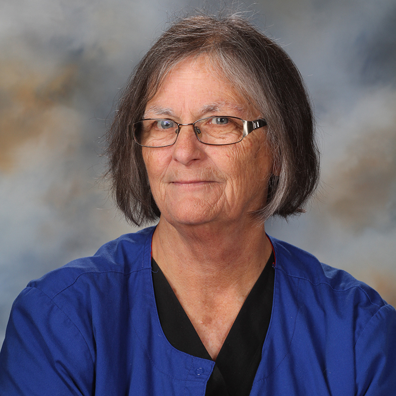 Becky Braden, Nurse